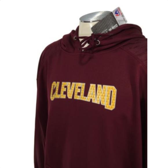 new product 7b124 ffb61 Cleveland Cavaliers Hoodie Sweatshirt 3XL NWT